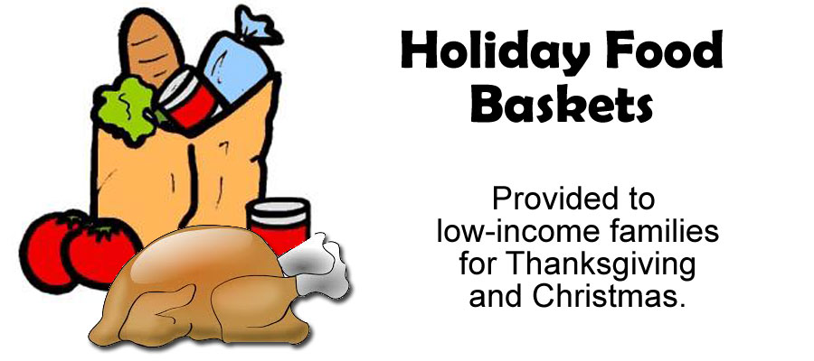 Holiday Food Baskets
